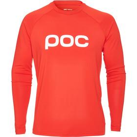 POC Essential Enduro Maillot Hombre, prismane red